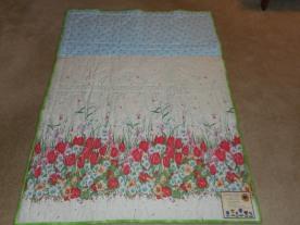 Back of my Tulip Quilt